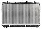 Радиатор охлаждения Chevrolet Lacetti (механика)