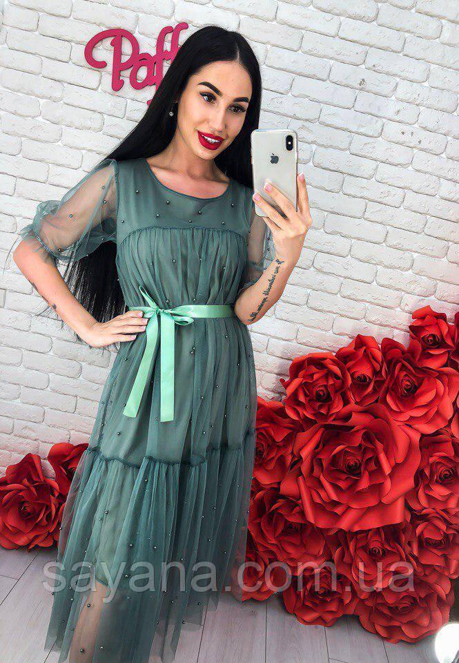 f0384de95f20 Женское платье свободного силуэта, в расцветках. Д-20-0518(751 ...