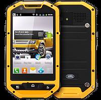 """Противоударный телефон Land Rover A1! Дисплей 4"""", TV, 2 SIM, MP3/MP4., фото 1"""