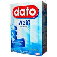Стиральный порошок Dato Weiß 580g (8 ст) Для белого