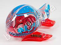 Надувная игрушка Спайдермен, самолет