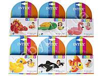 Intex Игрушки надувные, 9 видов