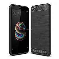 Чехол для моб. телефона Laudtec для Xiaomi Redmi 5A Carbon Fiber (Black) (LT-R5AB)