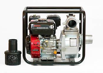 Мотопомпа WEIMA WMQGZ80-30 (60 м3/час)