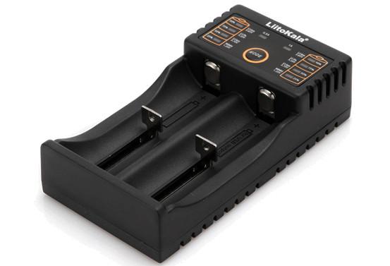 LiitoKala Lii-202 - универсальное зарядное устройство