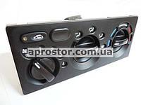 Блок управления кондиционером Нексия-панель (GM) без кнопки А\С 759162