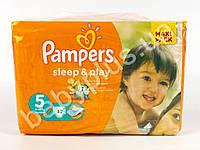 "Подгузники Pampers ""Sleep&Play Junior"" (11-18 кг) 42шт"