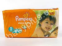 "Подгузники Pampers ""Sleep&Play Junior"" (11-18 кг) 58шт"