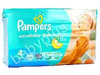 "Подгузники Pampers ""Active Baby-Dry Maxi"" (7-14 кг) 46шт"
