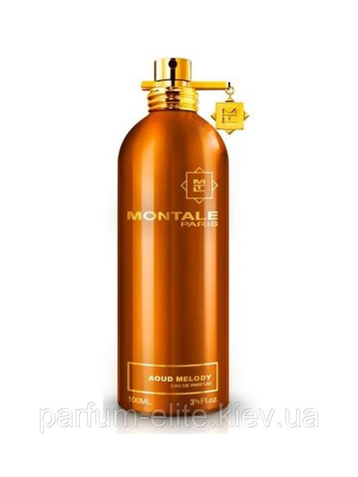 Парфюмированная вода унисекс Montale Aoud Melody 50ml