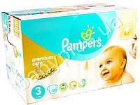"Подгузники Pampers ""Prem. Care Midi"" (5-9 кг) 120шт"