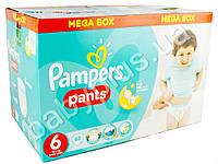 "Подгузники Pampers ""Pants Extra Large"" (16+ кг) 88шт"
