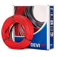 Двужильный нагревательный кабель DEVI DEVIflex 18T 13 м