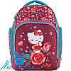 Рюкзак для девочки с ортопедической спинкой Kite Hello Kitty HK18-706M