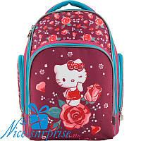 Рюкзак для девочки с ортопедической спинкой Kite Hello Kitty HK18-706M, фото 1