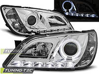 Передние фары тюнинг оптика Lexus IS