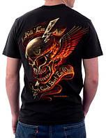 Футболка Black Ink® Printed T-Shirt - Black (Kill 'Em All)