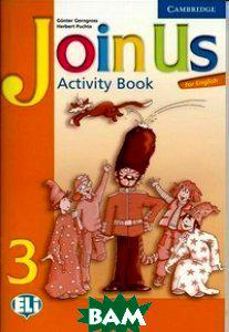 Gerngross Gunter Join Us for English 3  Activity Book