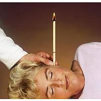 Свечи воронки лечебные для ушей Эрчжу, 2 шт. (прямые)