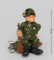 Статуэтка Солдат RV-291 13 см