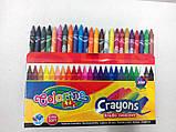Восковые мелки 24 цвета Colorino (13895PTR), фото 8