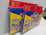 Клей с блестками Rainbow 10 цветов, Colorino (34203PTR), фото 6