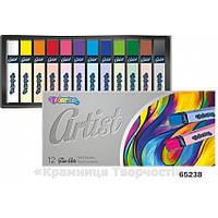 Пастель Artist 12 цветов ТМ «Colorino» (65238PTR), фото 1