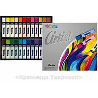 Пастель Artist мягкая Colorino, 24 цветов (65245PTR)
