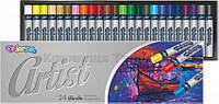 Пастель масляная Artist Colorino, 24 цветов (65719PTR), фото 1