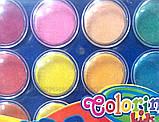 Краски акварельные с кисточкой 28 цветов Colorino (67317PTR), фото 5