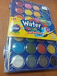 Краски акварельные с кисточкой 28 цветов Colorino (67317PTR), фото 8