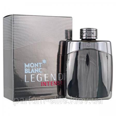 Мужская туалетная вода Mont Blanc Legend Intense 50ml