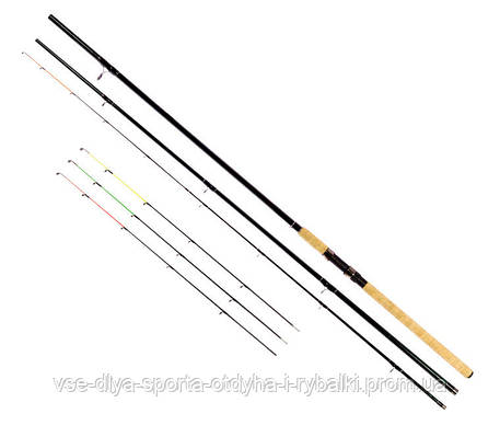 Удилище фидерное BratFishing PANTHER MH FEEDER 60-120G 3.9M