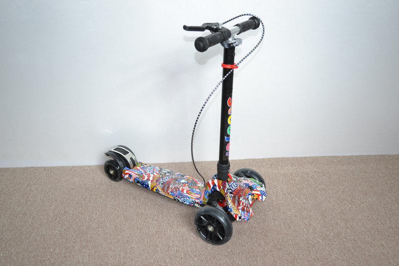 Самокат Scooter 6688