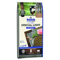 Bosch Special Light, лечебный корм для собак с заболеваниями почек и печени, NEW! 2,5кг