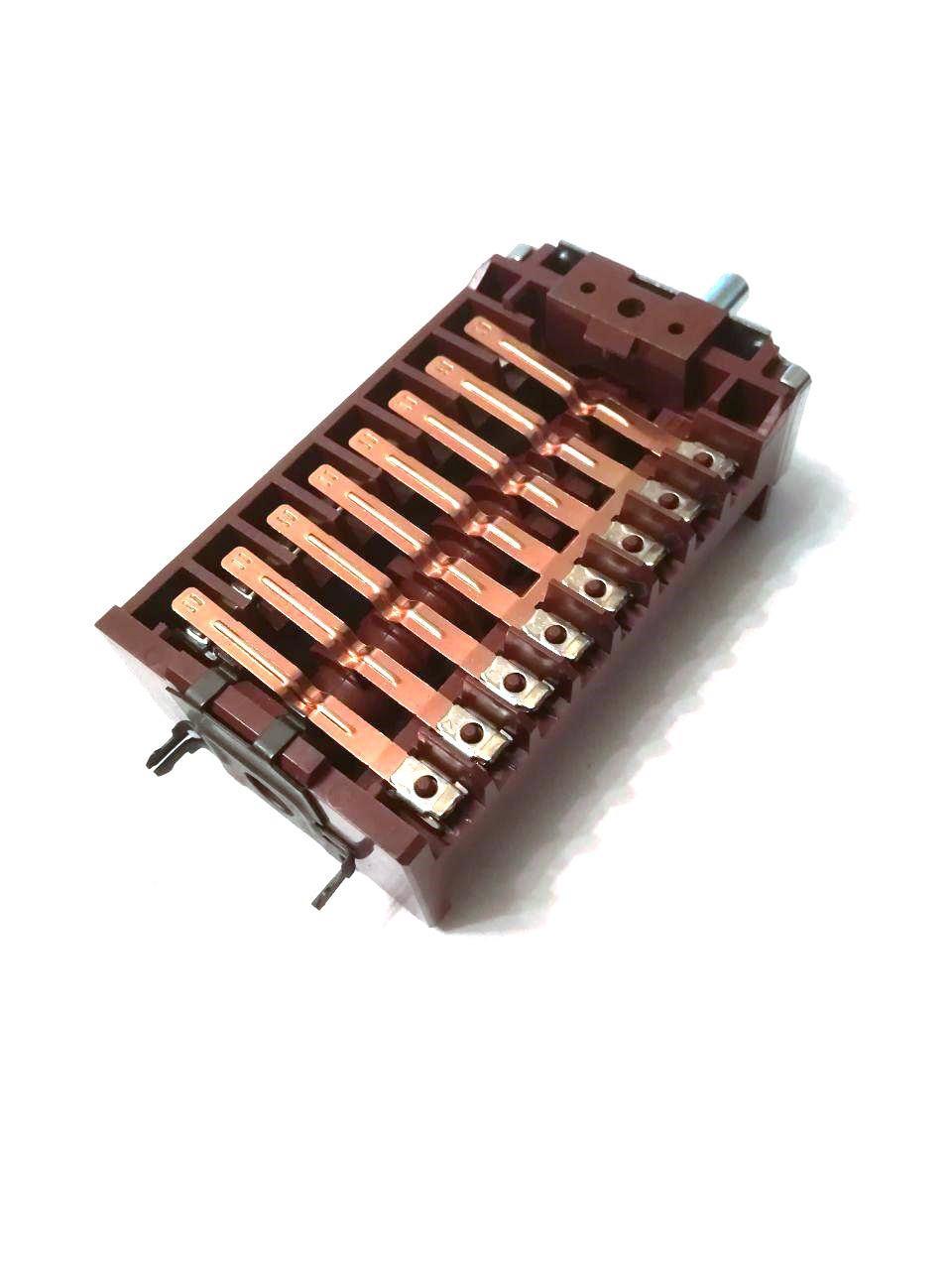 Переключатель11-ти позиционный ПМ 42.003000.009 для электроплит и духовок / EGO / Германия