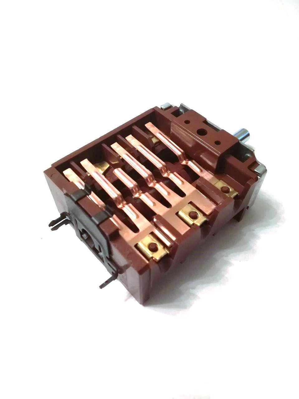 Переключатель 6-ти позиционный ПМ 46.23866.528 для электроплит и духовок / EGO / Германия