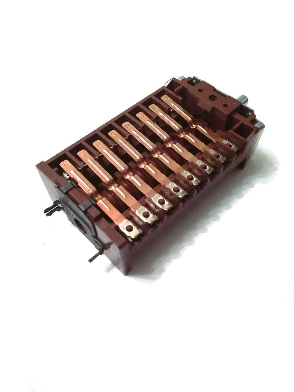 Переключатель 11-ти позиционный ПМ 42.00000.047 для электроплит и духовок / EGO / Германия