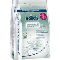 Bosch Renal+Reductiosch Sensiblen, корм для собак, лечебный, 11,5кг