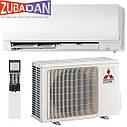 Інверторний тепловий насос Mitsubishi Electric Zubadan MSZ-FH25VE/MUZ-FH25VEHZ, фото 2