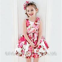 Платье для девочки: модно и практично