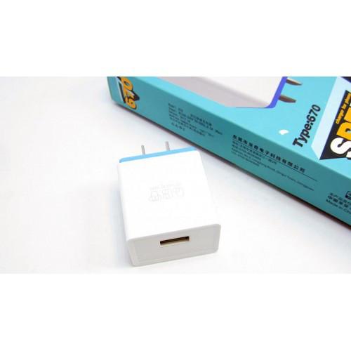 Зарядное устройство для телефонов планшетов 5V 2A
