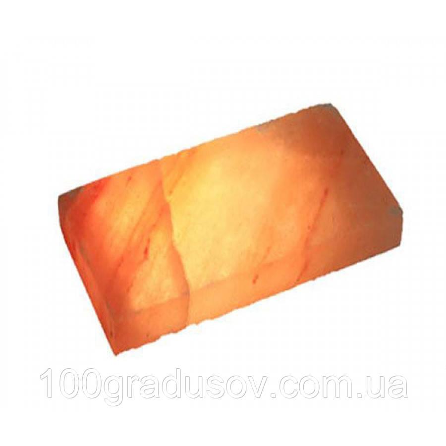 Гималайская соль - плитка SF2 (20x10x2,5 см)