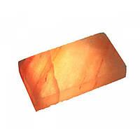 Гималайская соль - плитка SF2 (20x10x2,5 см), фото 1
