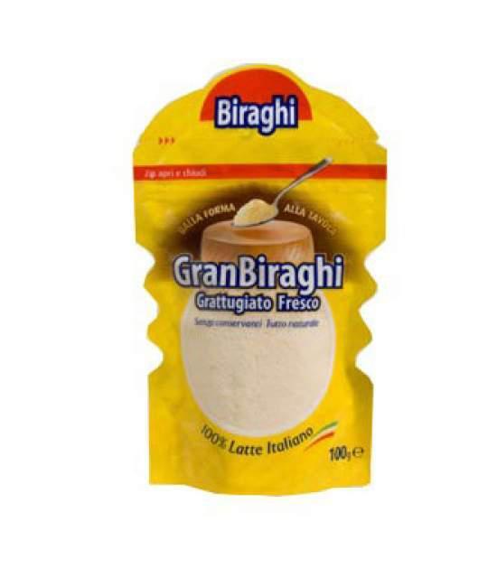 Сыр тертый Biraghi GranBiraghi0.100г