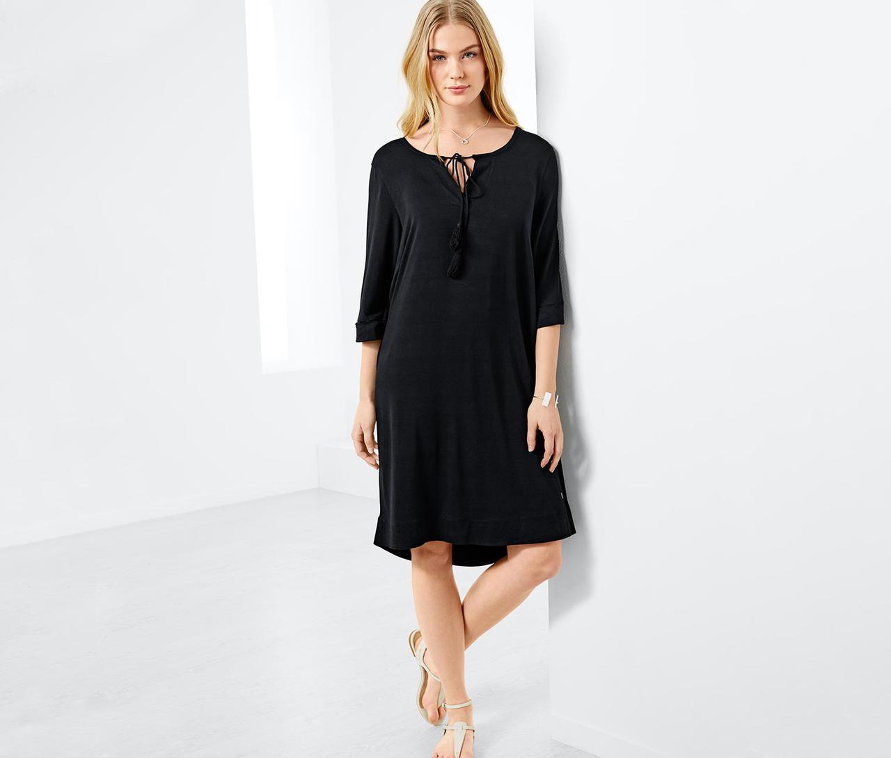 Платье из Lenzing viscose р.46-48 от ТСМ Tchibo Германия