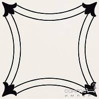 Напольная плитка Petracer's Плитка керамическая декор Petracer's Carisma Italiano SOLDINO SU BIANCO THASSOS SUP.