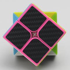 Кубик Рубика 2х2 Carbon премиум