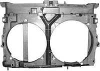 Панель передняя (пластик+стекловолокно) Fiat Scudo, Peugeot Expert, Citroen Jumpy 2007- не оригинал
