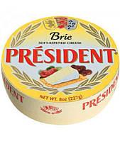 Сыр Brie President 1кг